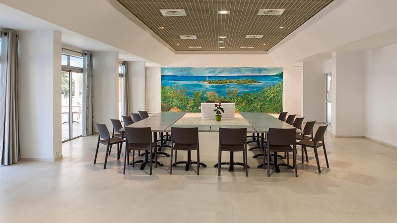 Arawak Beach Resort - salle de réunion