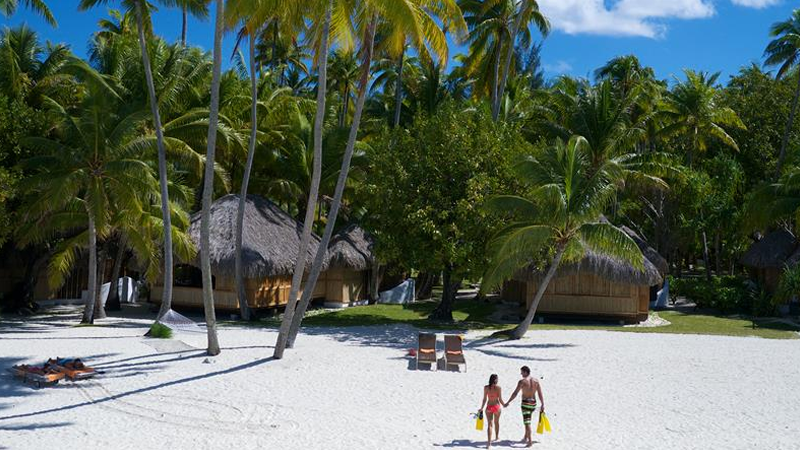 Bora Bora Pearl Beach Resort & Spa - plage