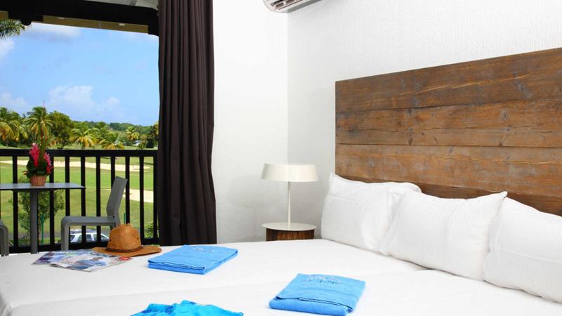 Bwa Chik Hôtel & Golf - chambre-1
