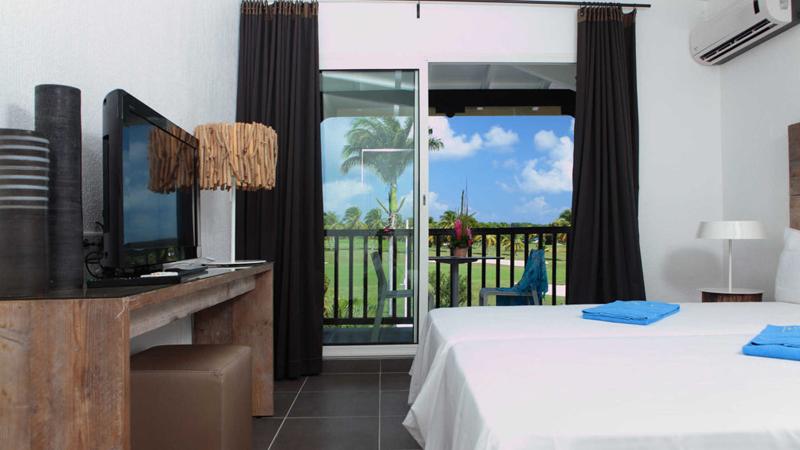 Bwa Chik Hôtel & Golf - chambre-2