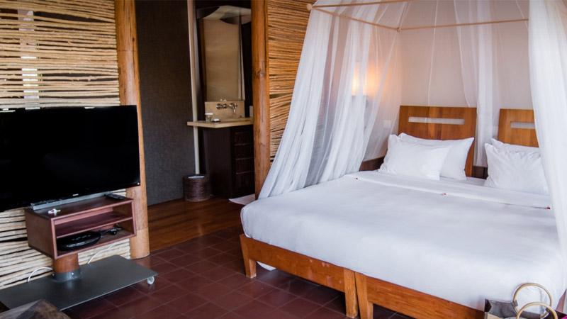 Cap Est Lagoon Resort & Spa - chambre 2