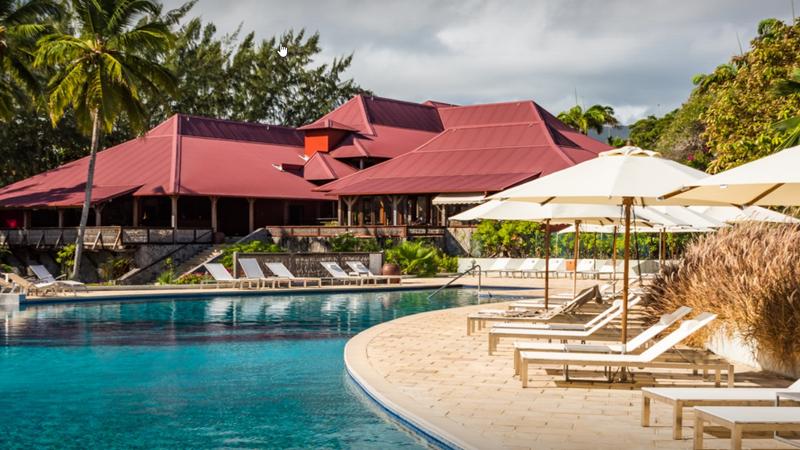 Cap Est Lagoon Resort & Spa - piscine