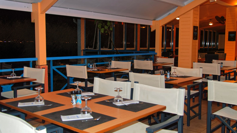 Hôtel Carayou & Spa - restaurant
