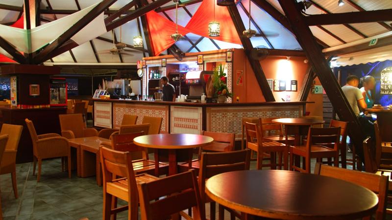 Hôtel Carayou & Spal - bar