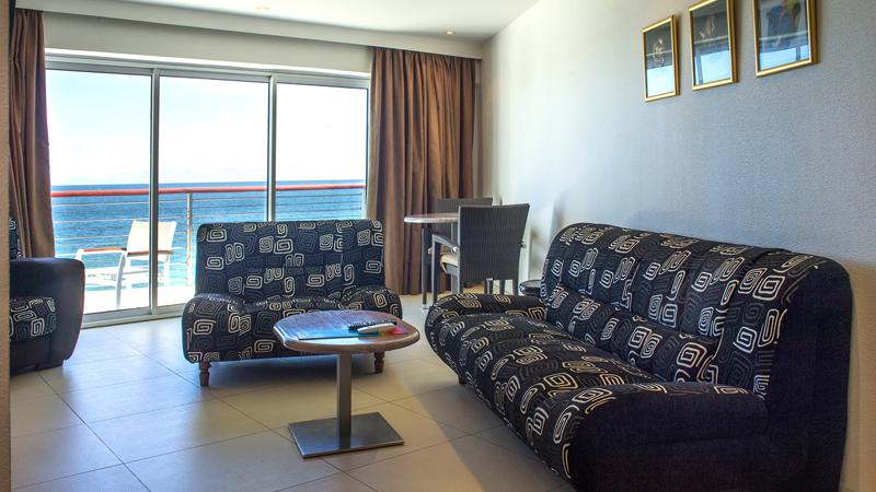 Hôtel Lagon 2 - chambre