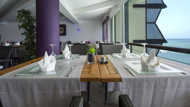 Hôtel Lagon 2 - restaurant