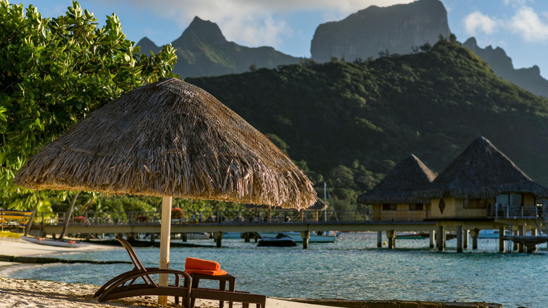 InterContinental Bora Bora Le Moana Resort - plage 2