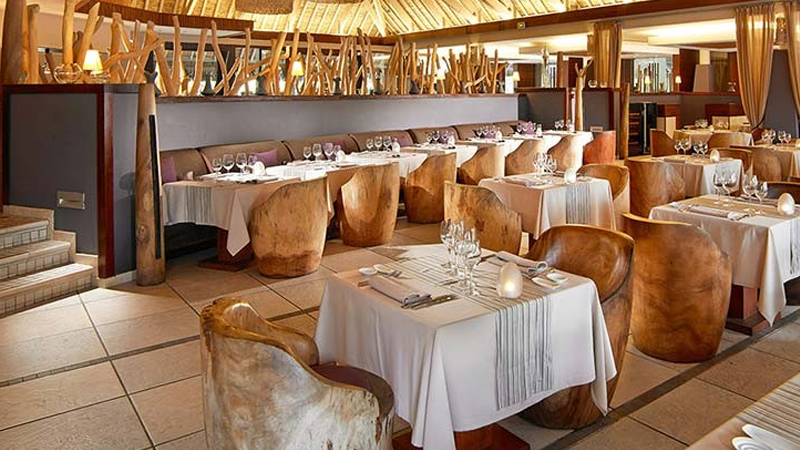 InterContinental Bora Bora Resort & Thalasso Spa - restaurant 1