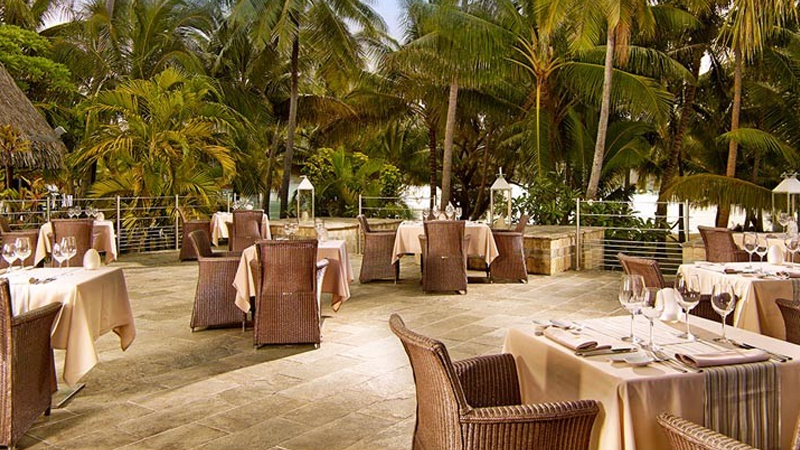 InterContinental Bora Bora Resort & Thalasso Spa - restaurant 2