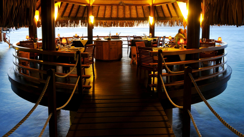 InterContinental Resort Tahiti - restaurant 2