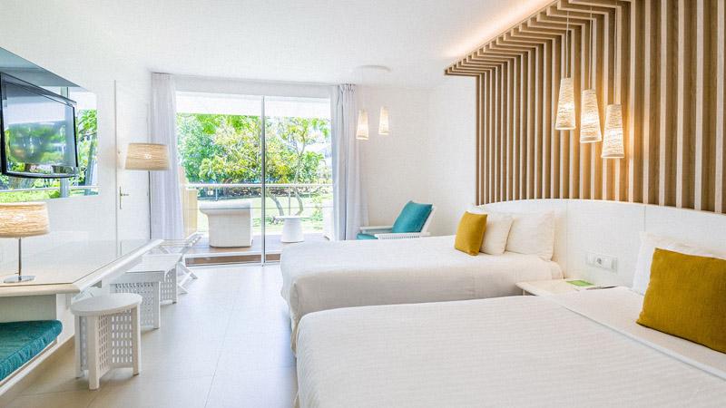 La Créole - Beach Hôtel & Spa - chambre
