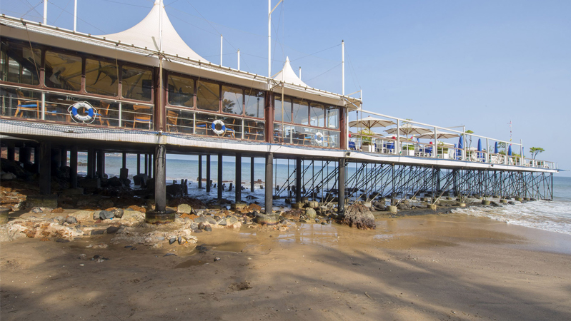 Restaurant Le Lagon 1 - plage