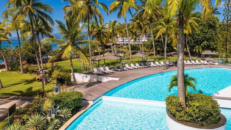 La Créole - Beach Hôtel & Spa - piscine