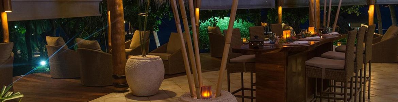 Mobilier d'extérieur design pour hôtellerie